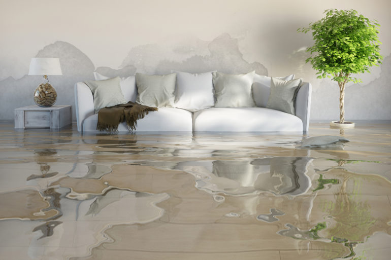 Only Fix Minor Water Damage Issues On Your Own; Let Professionals Fix Serious Damages